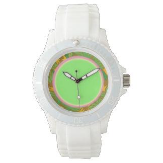 Green Foliage Watch