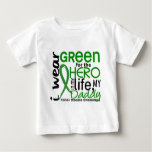 Green For Hero 2 Daddy Kidney Disease Shirts
