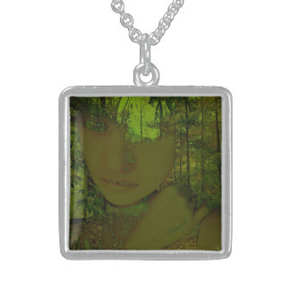 Green Forest Necklace