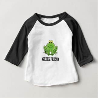 green friend baby T-Shirt