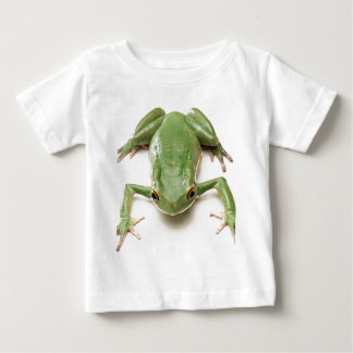 Green-Frog Baby T-Shirt