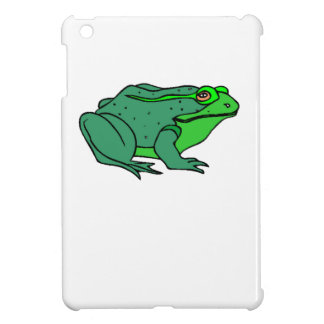 Green Frog Case For The iPad Mini