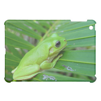 Green Frog Cover For The iPad Mini