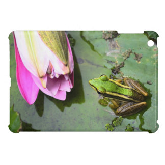 Green Frog iPad Mini Cases