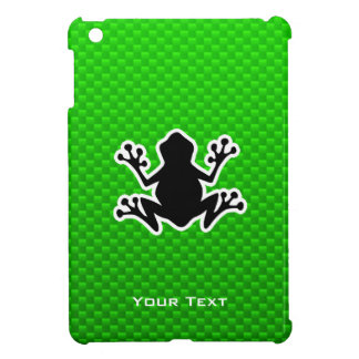 Green Frog iPad Mini Cover