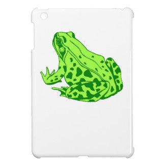Green Frog iPad Mini Covers