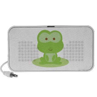 Green Frog Travel Speakers