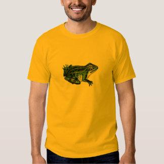 Green Frog Tee Shirts