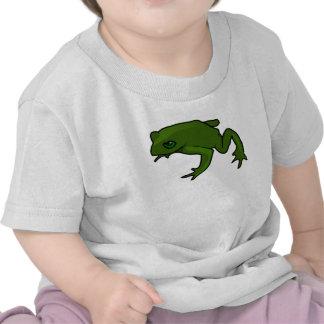 Green Frog Tee Shirt