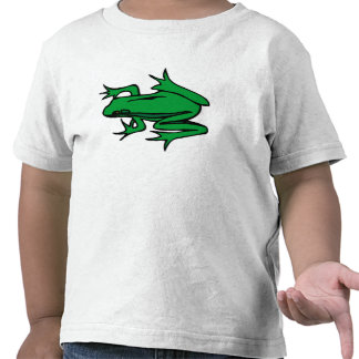 Green Frog T Shirts