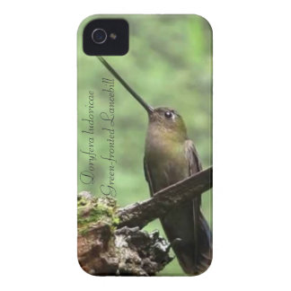 Green-fronted Lancebill iPhone 4 Cases