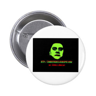 Green Ghoul -ZOMBIEWARES Blogspot Com Pins
