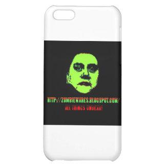 Green Ghoul -ZOMBIEWARES Blogspot Com iPhone 5C Case