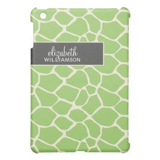 Green Giraffe Pern Case For The iPad Mini
