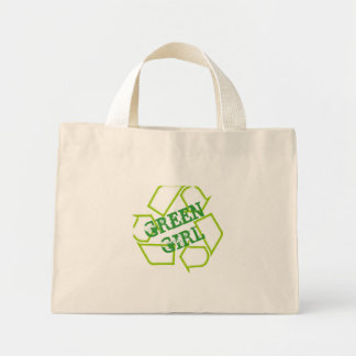 Green Girl Bags