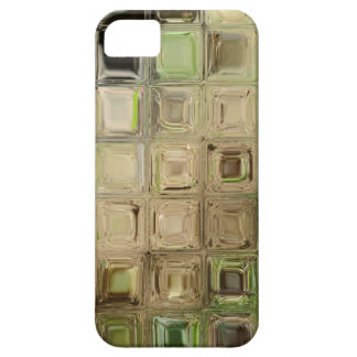 Green glass tiles barely there iPhone 5 case