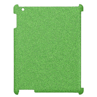Green Glimmer Cover For The iPad