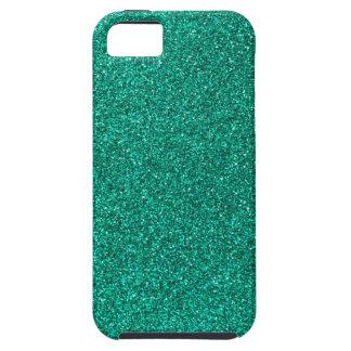 Green Glitter iPhone 5 Case