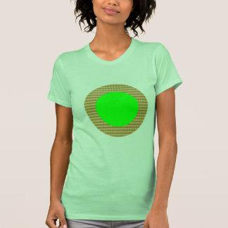 GREEN GOLD CIRCLE    : TankTop Spaghetti Trainer T-Shirt