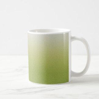 Green Gradient Coffee Mug