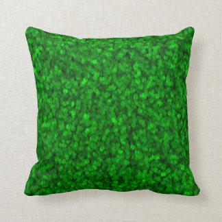 Green Granular Cushion