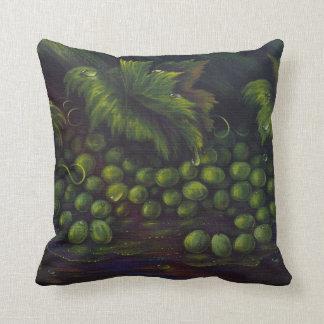 Green Grapes American MoJo Pillows