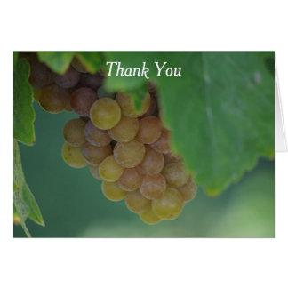 Green Grapes Card