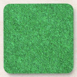 Green Grass Coaster