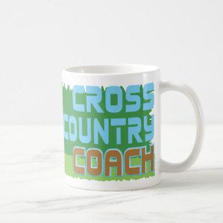Green Grass CROSS COUNTRY COACH Coffee Mug