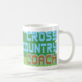 Green Grass CROSS COUNTRY COACH Mug