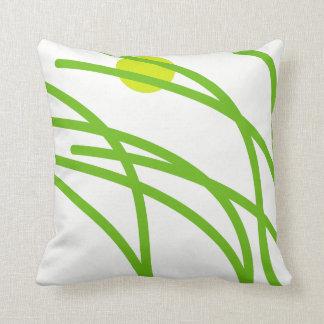 Green Grass Cushion
