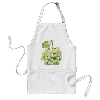 Green Grass Grapes Apron