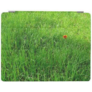 Green Grass iPad Cover