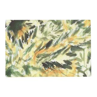 Green Grass Placemat
