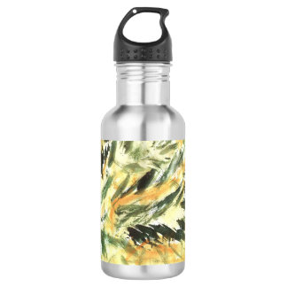 Green Grass Water Bottle