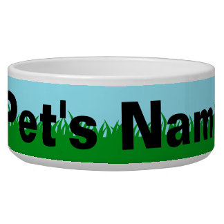 Green Grass with Name