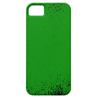 Green Grunge Background Case For The iPhone 5