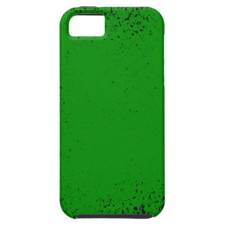Green Grunge Background Tough iPhone 5 Case
