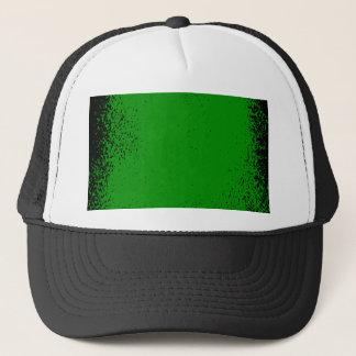 Green Grunge Background Trucker Hat