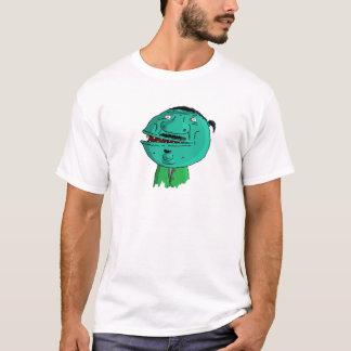 Green guy - T-shirt