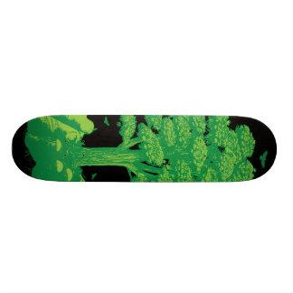 Green Hands Skateboard