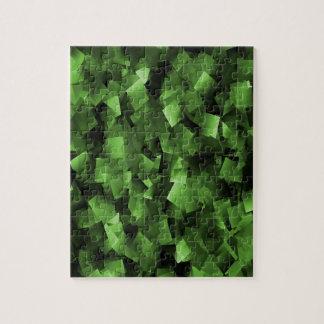Green Haze... Jigsaw Puzzle