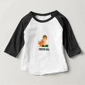 green head band girls baby T-Shirt