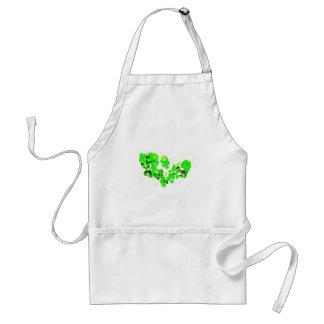 Green Heart Standard Apron