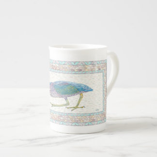 Green Heron Coffee/Tea Mug
