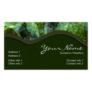 Green Hills Business Card