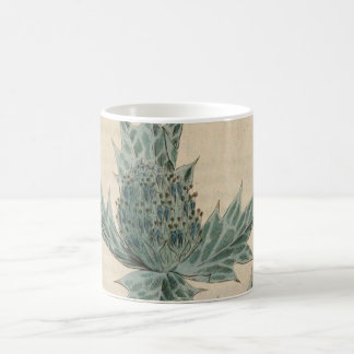 Green Holly Coffee Mug