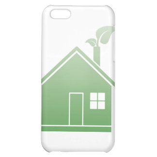 green house iPhone 5C cases