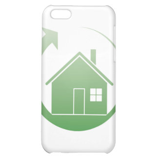 green house iPhone 5C covers