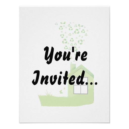 green house with recycle sign smoke eco design.png invite